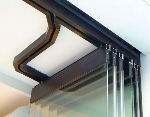 üstten askılı cam balkon ile ilgili görsel sonucu