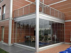 katlanir cam balkon milenyum park evleri